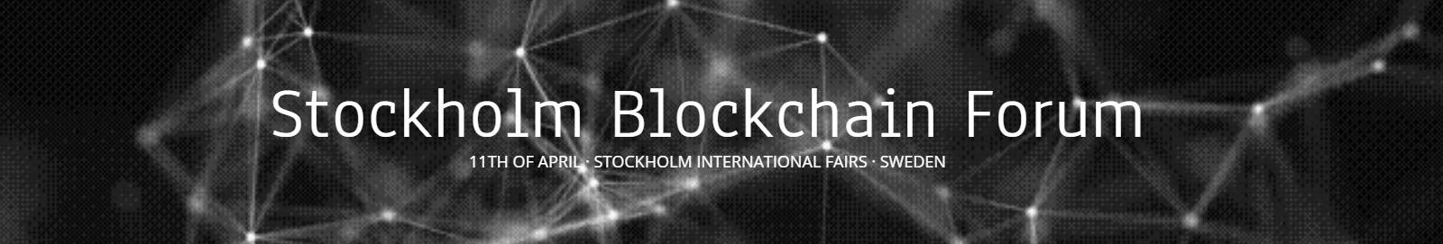 AE-at-Stockholm-Blockchain-forum-banner