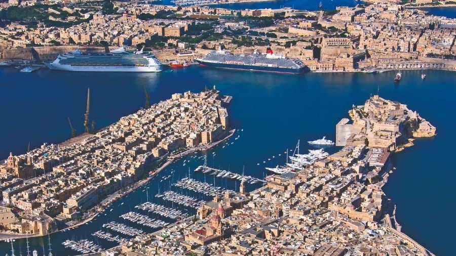 Grand-Harbour-Aerial-Vie-ae-malta-blockchain-island